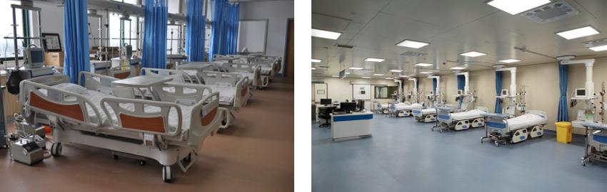 Luis Vernaza Hospital - Delivery Beds