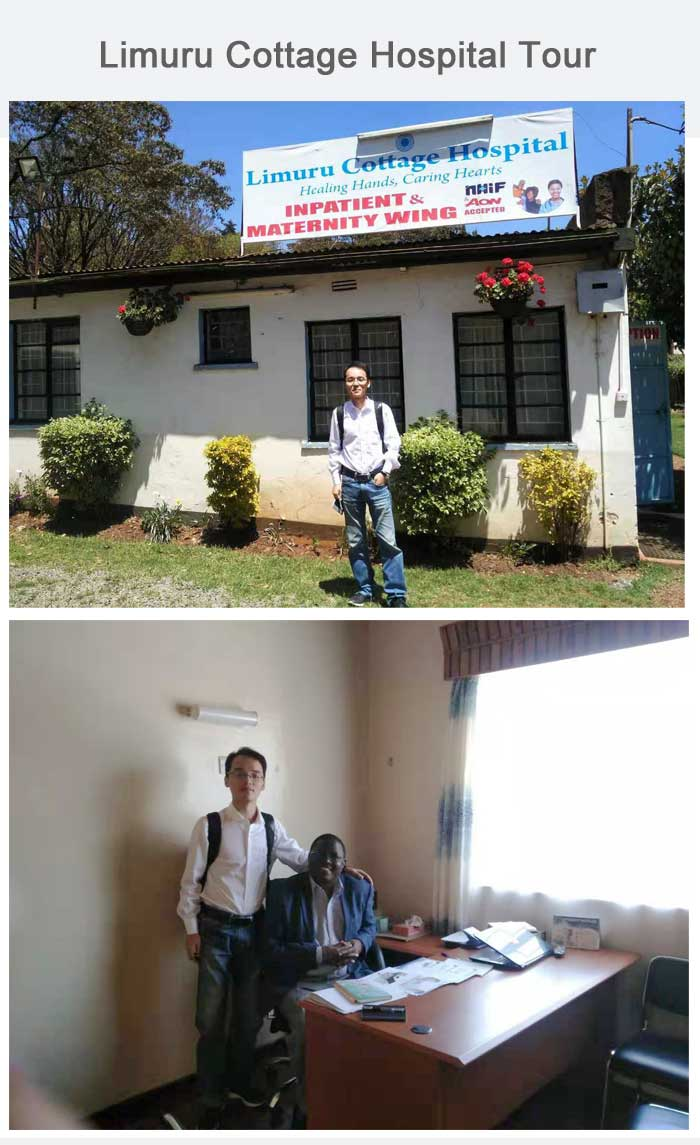 A NEW Limuru Cottage Hospital