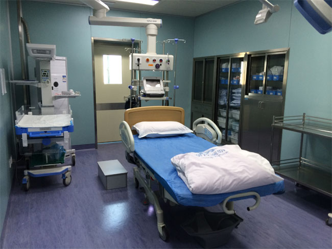Medik Supply Delivery Bed For People's No.1 Hospital in Jiangsu