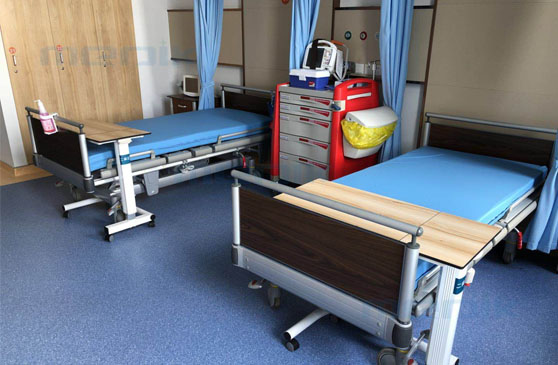 Medik Supply Intensive Care Bed To Manila' Private Hospital