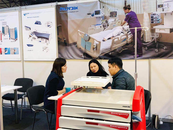 We are in China (Kazakhstan) Trade Fair