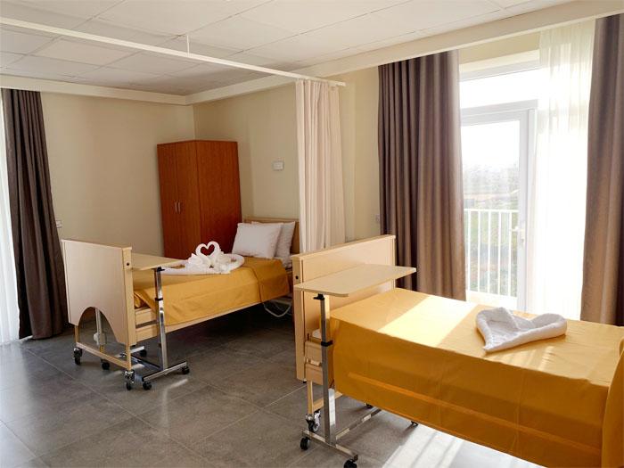 Celebrate the CHIXX nursing home start business in Malta