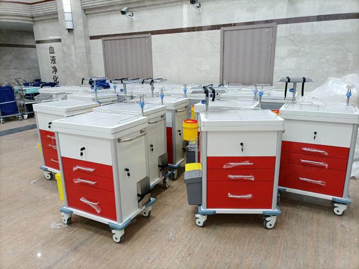 Medical Carts for Suzhou Hospital