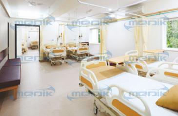 IQRAA International Hospital - Hospital Bed