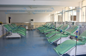 Nanjing First Hospital-Dialysis Chairs