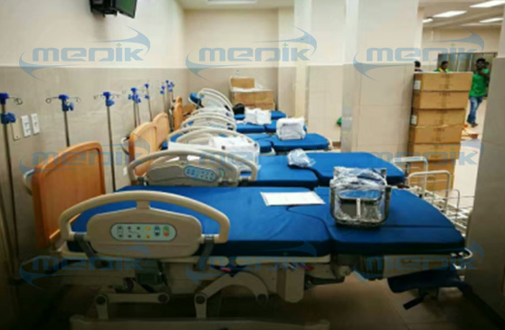 Columbia Women's and Children's Hospital-Electric Delivery Beds