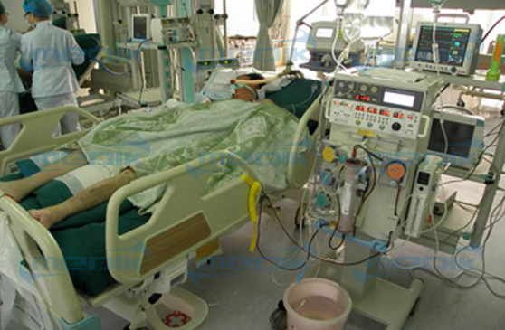 Chinese Private Hospital - Electric Hospital Beds