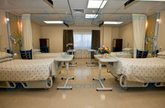 University of Alberta Hospital-5 Function Electric Bed