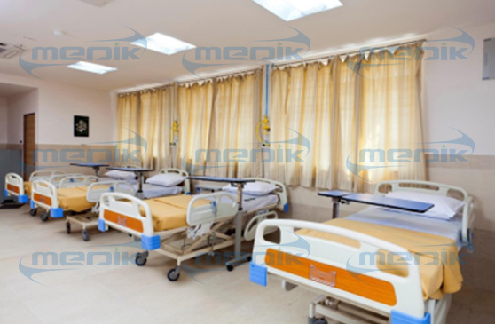 Bowring and Lady Curzon Hospital -Electric Hospital Beds