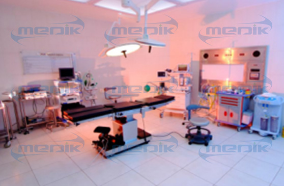 Medik took great hornor to equip 18 OT rooms for Adham General Hospital