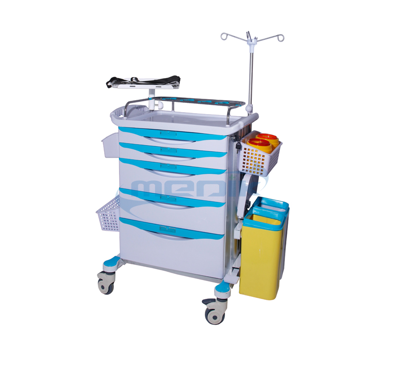 Model  YA-ET78023B Clinical Procedure Carts