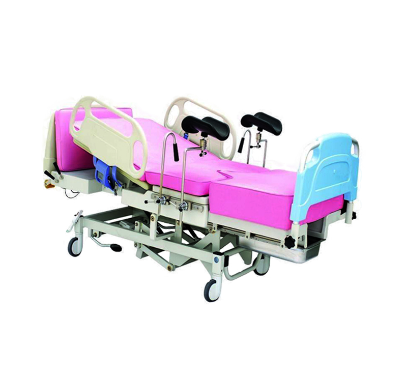 YA-C101A02H Hydraulic gynecology delivery table