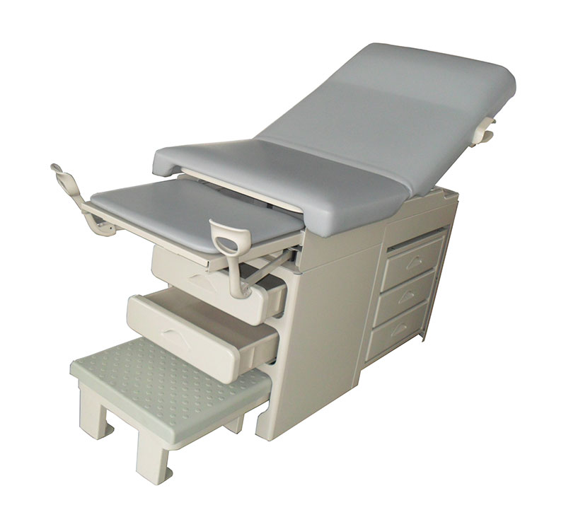 YA-S107 Mechanical Gynecology Exam Chair