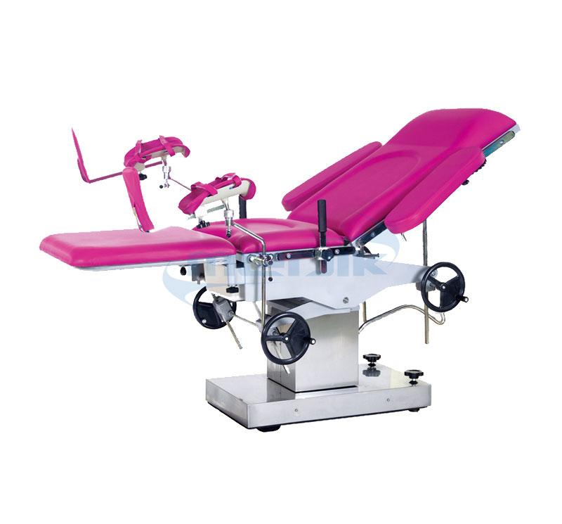 MC-H04 Hydraulic Gynecologist Table