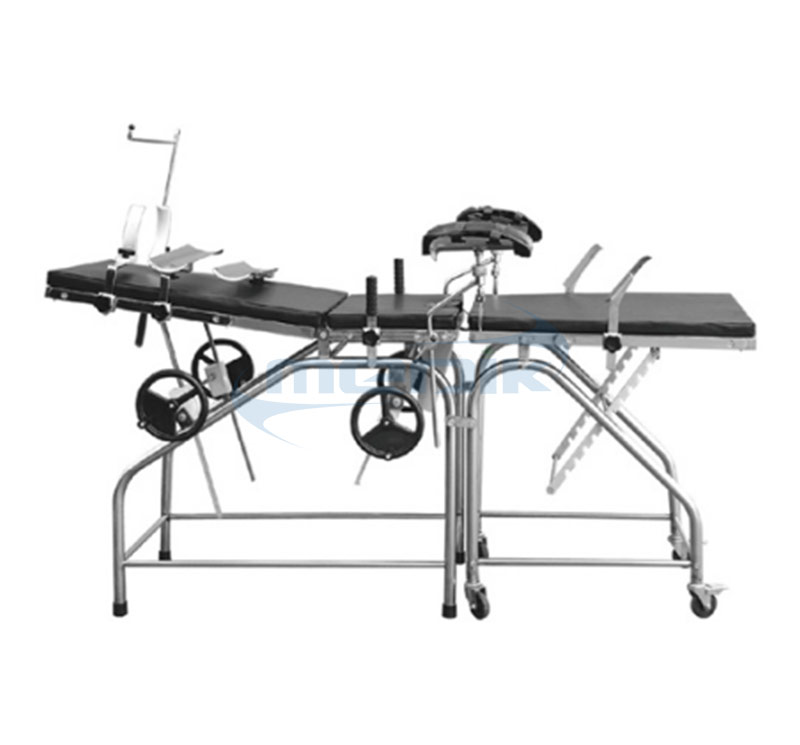 YA-YFSC01 S.S. Gynaecological Delivery Table