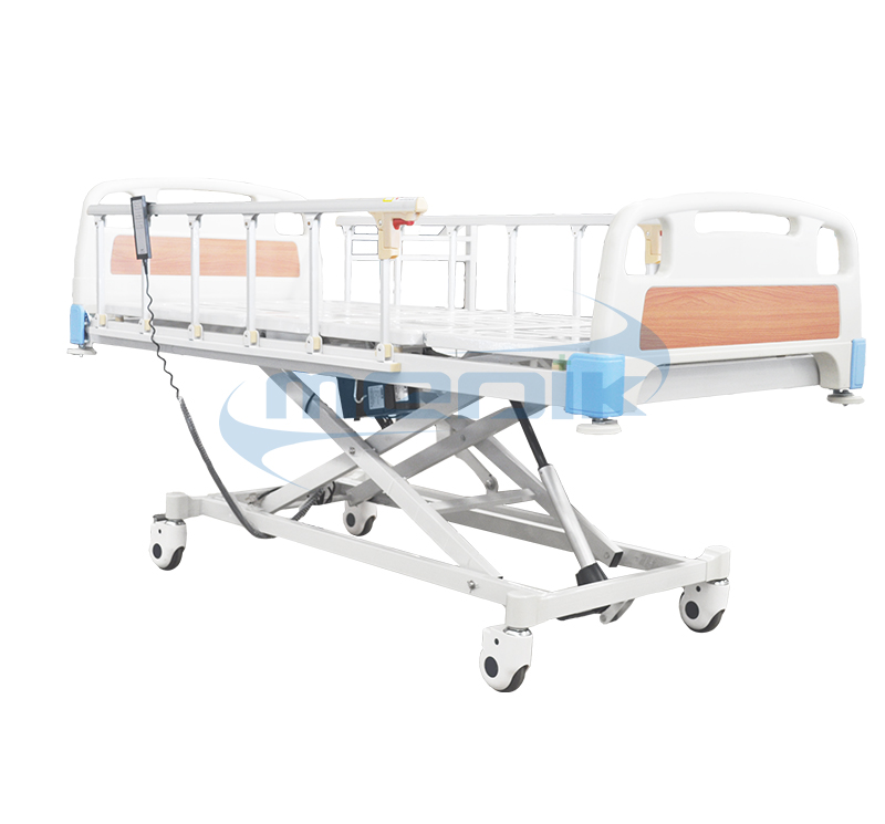 Cheap Electric Hospital Bed With Hand Remote Control