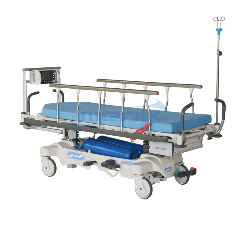YA-PS01 Luxurious Hydaulic Patient Transfer Stretcher