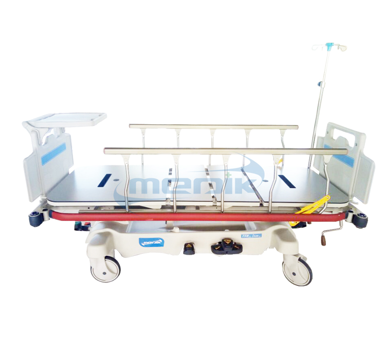Luxurious Hydaulic Patient Transfer Stretcher With Head/Foot Board