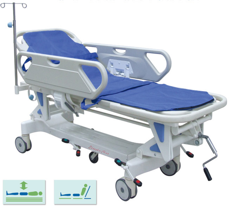 YA-TM2CS Eco Emergency Patient Transfer Stretcher