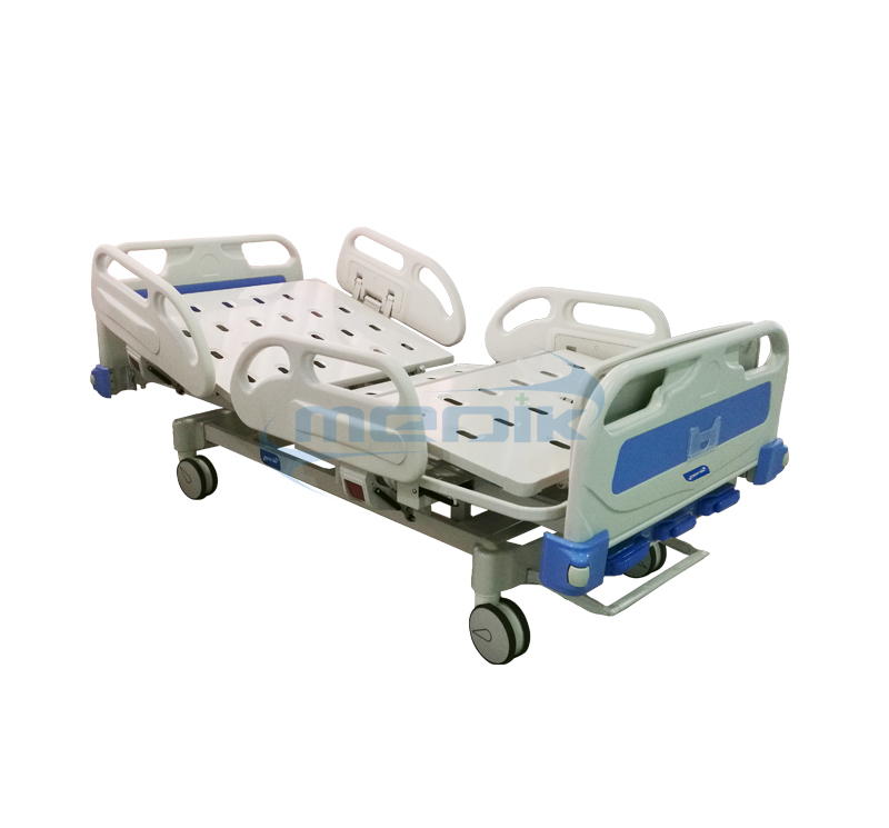 YA-M3-3 Three Functions  Hospital Care Manual Bed With Central Locking