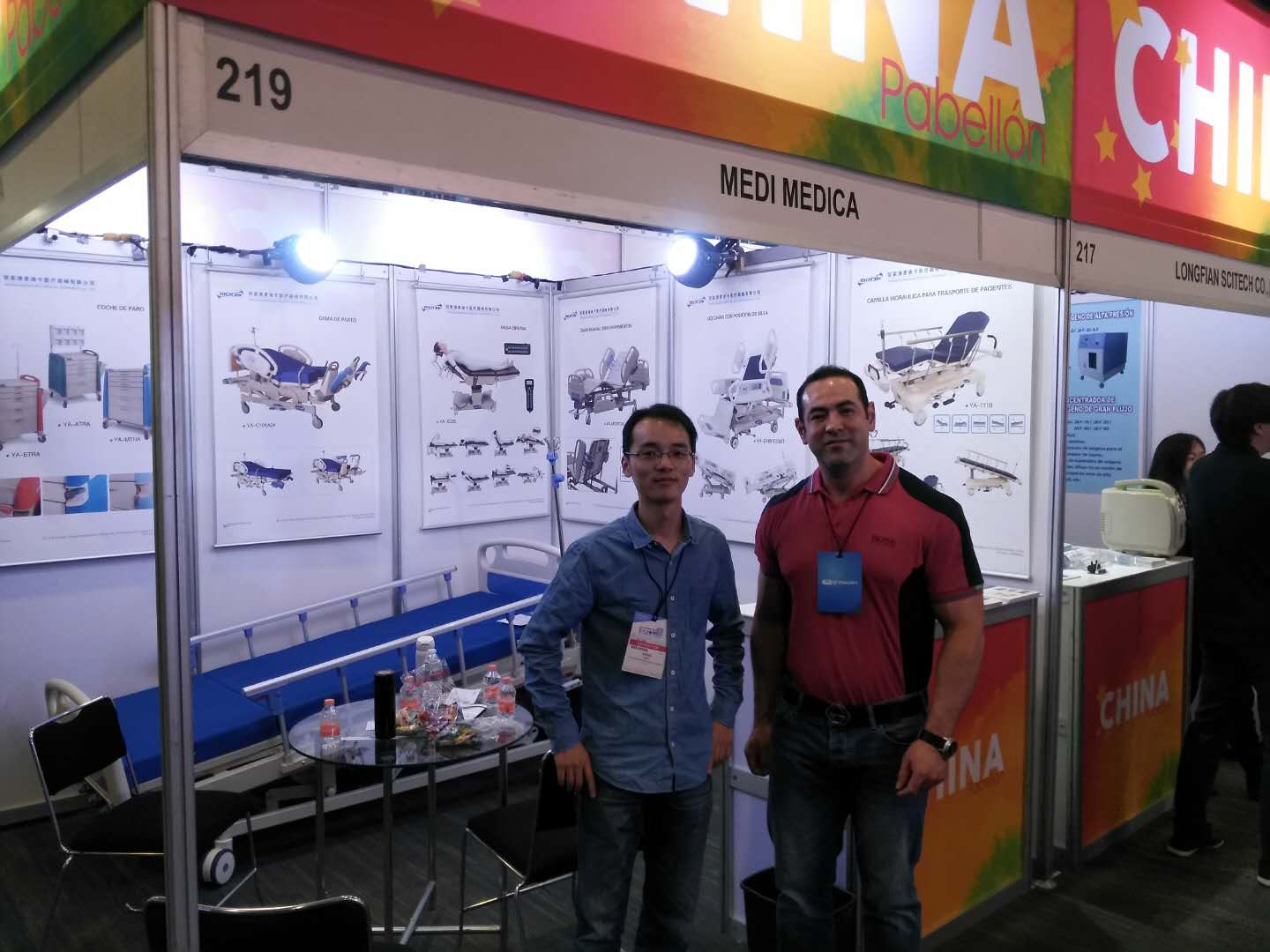 Medik joined the 2018 Expomed in Mexico during 6-8 Jun 2018.