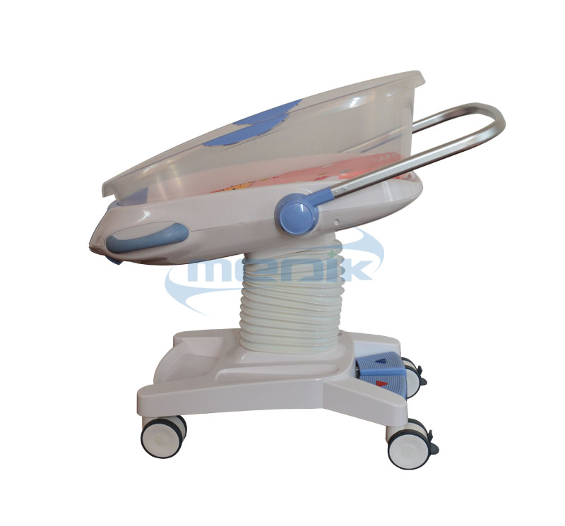 YA-B6 Hospital ABS Baby Neonatal Birthing Crib New Born Bed