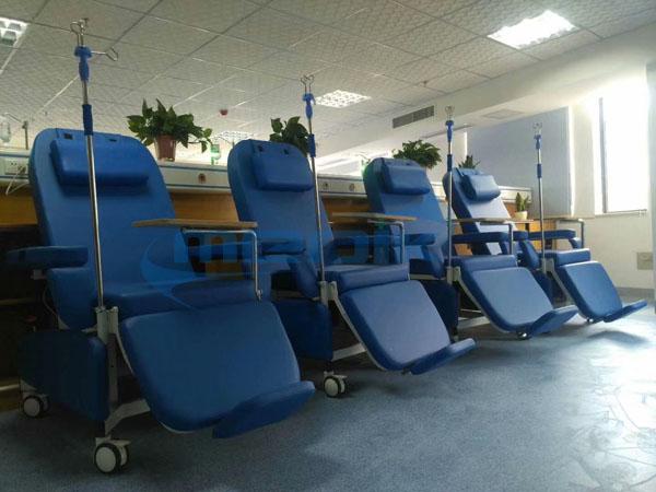 Medik Win An Project Of Dialysis Chair In Pakistan Hospital