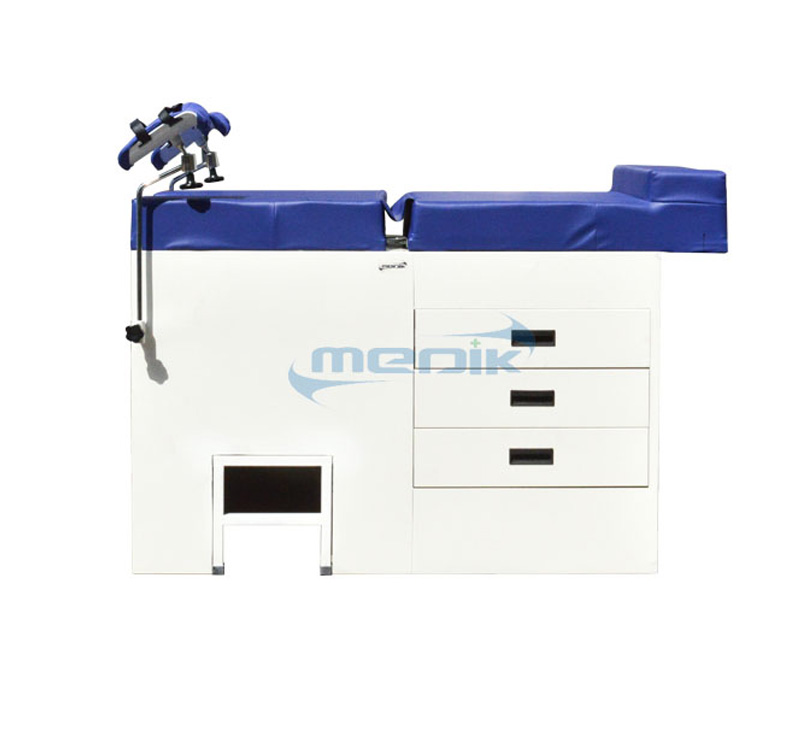 YA-S109 Medical Gynecological Examination Table With  For Woman