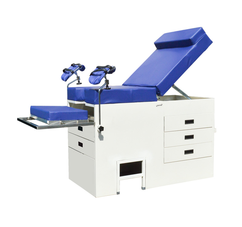 MC-C02 Medical Gynecological Examination Table With  For Woman