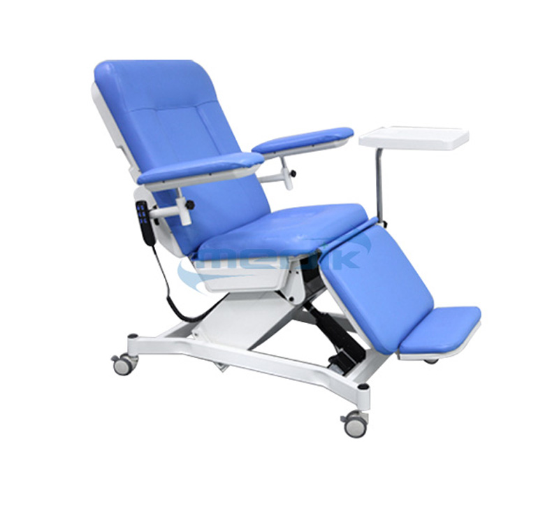 YA-BC110A Electric Dialysis Hemodialysis Chairs With PU Cover High Density Mattress
