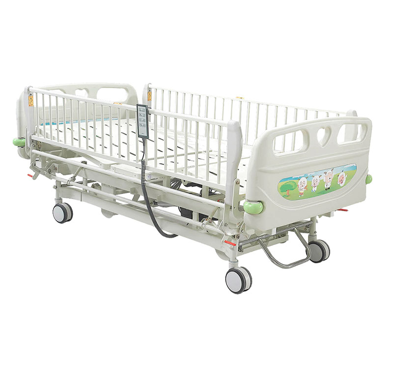 YA-PD3-1 Electric Pediatric Bed With Hand Remote Control