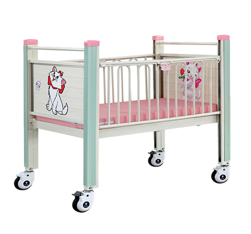YA-PM0-1 Manual Children Medical Bed