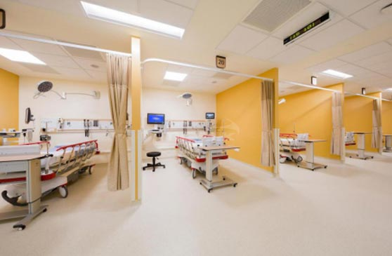 Project hospital name: Cormed Vanderbijlpark private hospital