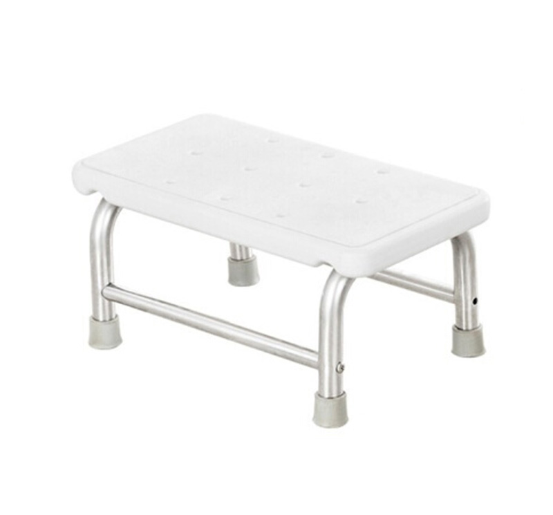 YA-FS02 Medical Foot Step Stool With ABS Platform For Hospital