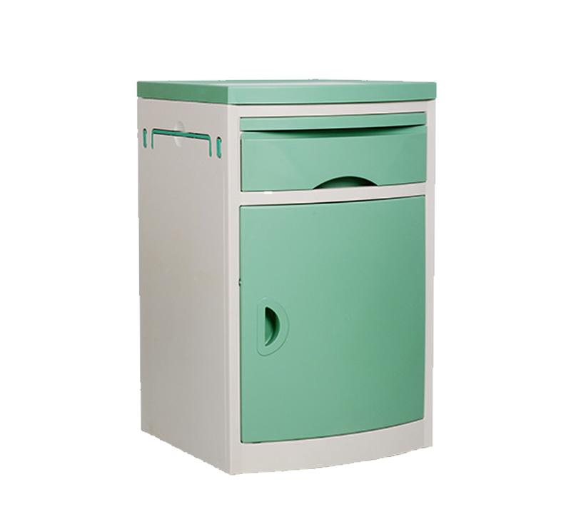 YA-B06 Hospital ABS Bedside Cabinet