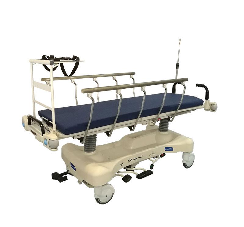 YA-PS02 Hydraulic Hospital Patient Trolley With X-ray Platform