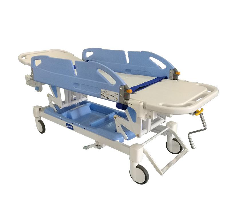 YA-PS04 Patient Transfer Trolley