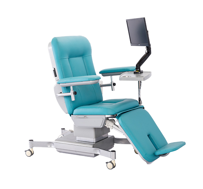 YA-DS-D03 Electric Dialysis Treatment Chairs For Hemodialysis Surgeries