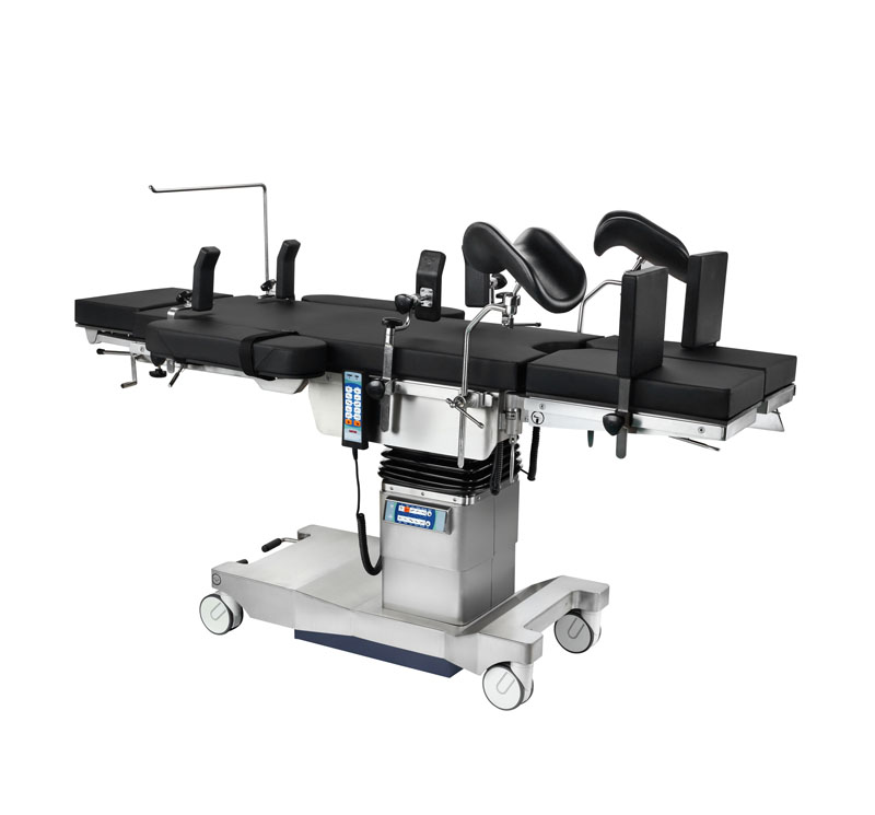 YA-05E Electric Surgical Table C-arm Compatible For OT Room