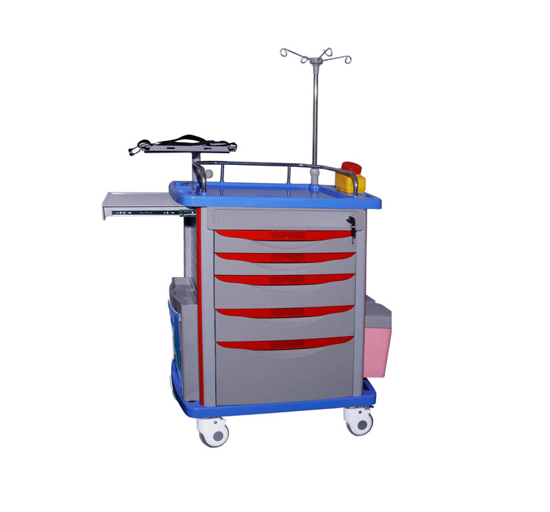 MK-P02 Medical Emergency Trolley