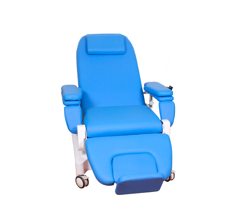 YA-DS-D05 Electric Blood Pressure Chair On Caster