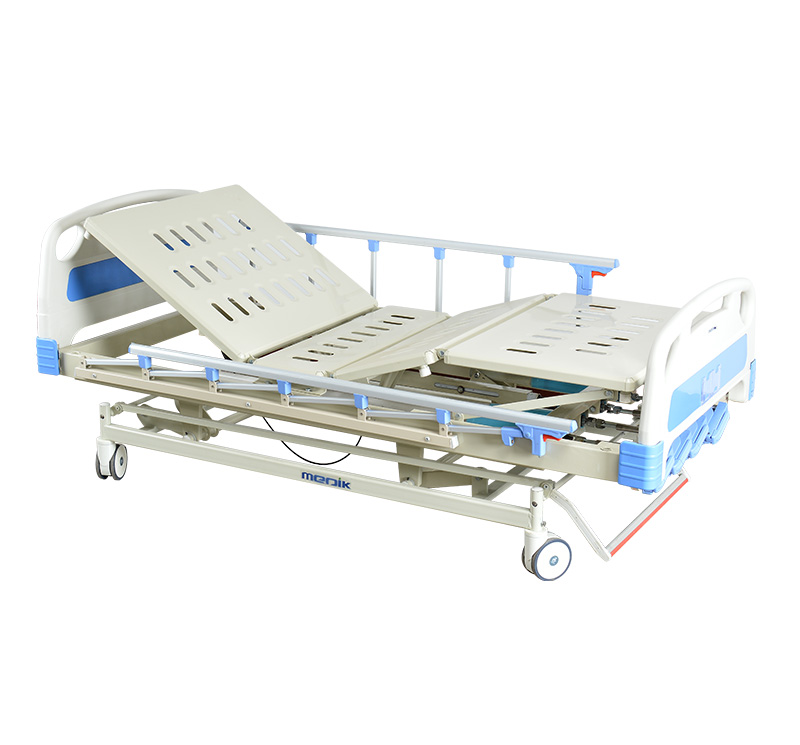 YA-H5-3 Manual hospital ICU bed With CPR Function