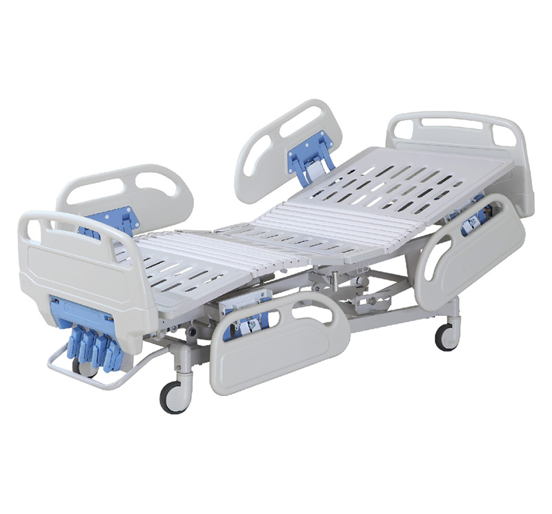 YA-M5-3  Five Functions Manual Hospital Patient Bed
