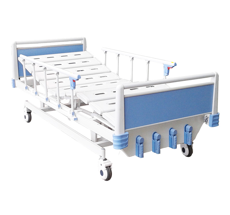 YA-M5-5 Manual 5 Crank Healthcare Beds