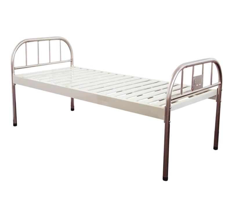 YA-M0-2 Single Hospital Iron Bed For Medical Center