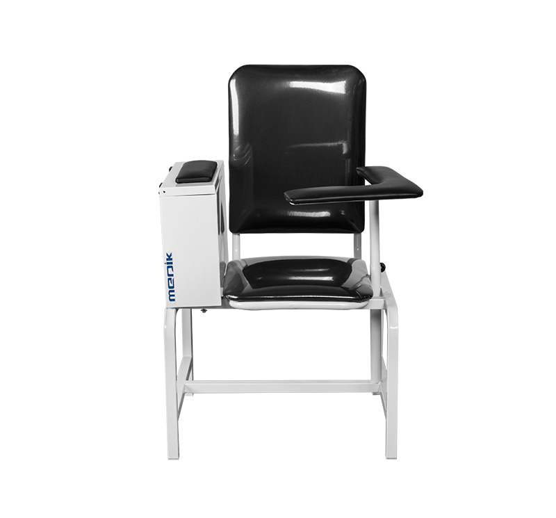YA-DS-M04 Manual Blood Transfusion Chair With Cabinet