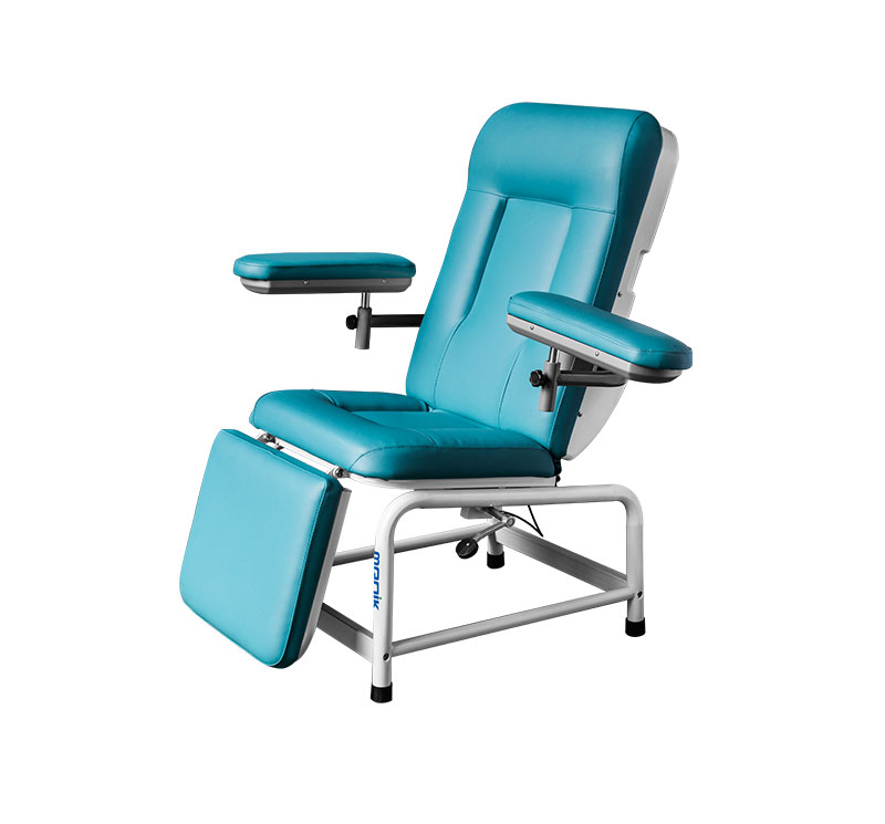 YA-DS-M05 Manual Blood Donor Chair Two Function