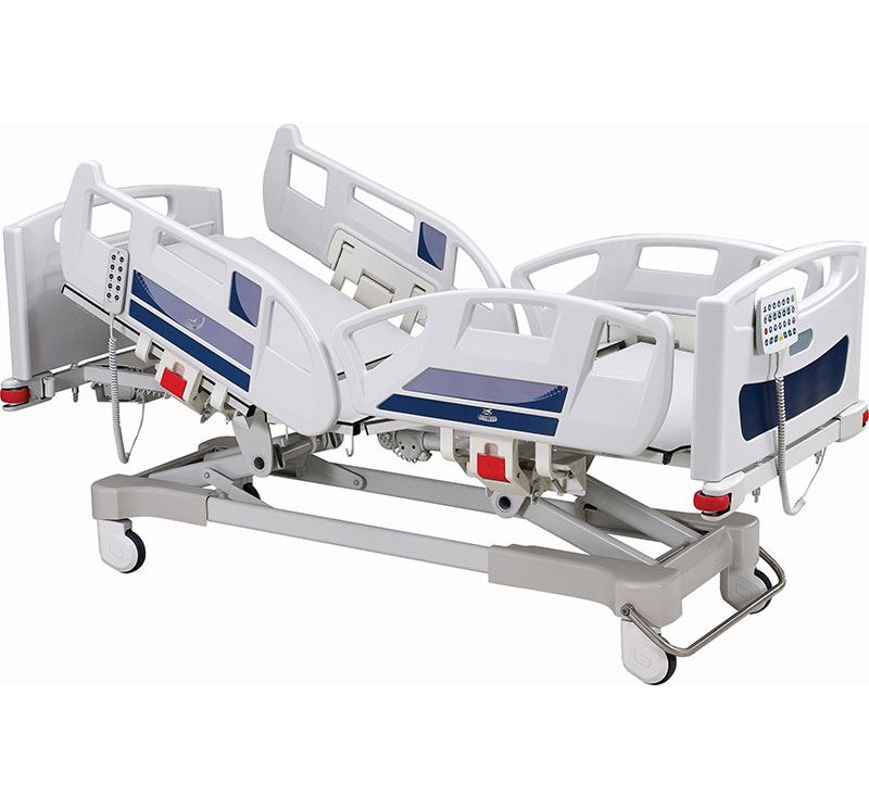YA-D5-1 Five Function Motorized Hospital Bed