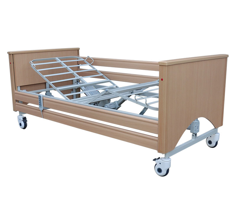 YA-DH5-1 Electric Five Function Home Care Bed For Elderly