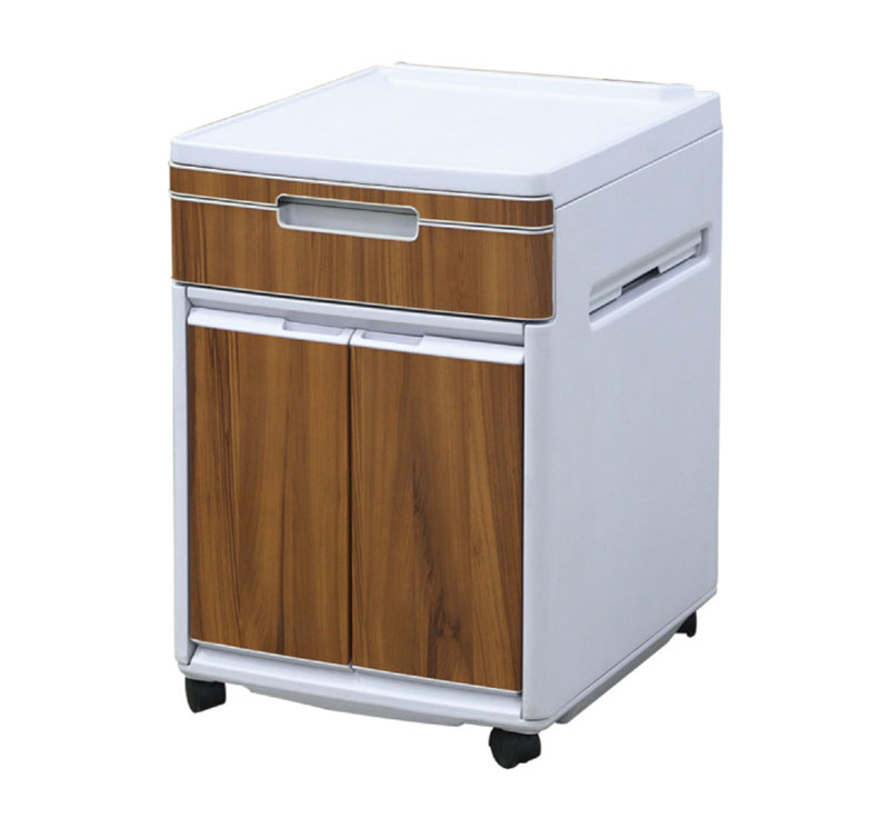 YA-B04 Hospital Bedside Storage Cabinet
